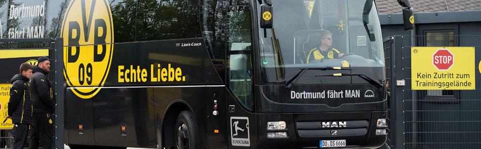 Anschlag Bvb Bus